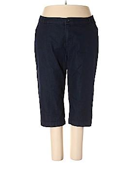 St. John's Bay Khakis Size 24W (Plus)
