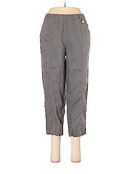 Ellen Tracy Linen Pants Size M