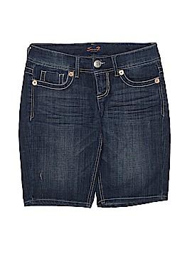 Seven7 Denim Shorts 27 Waist