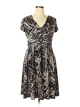 Perceptions Casual Dress Size 16