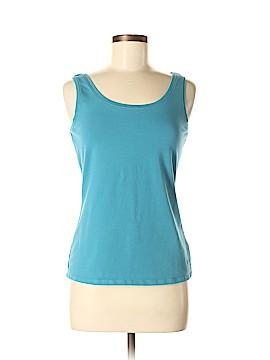 Nic + Zoe Sleeveless T-Shirt Size M