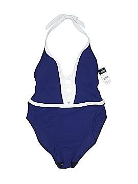 Lauren by Ralph Lauren One Piece Swimsuit Size 14