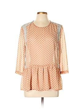 Maison Jules 3/4 Sleeve Blouse Size XL