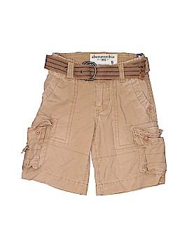 Abercrombie Cargo Shorts Size 8