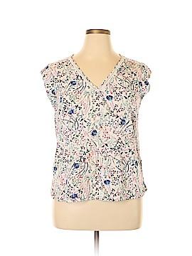 DR2 Short Sleeve Blouse Size L
