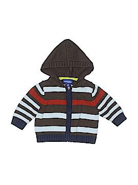 Genuine Baby From Osh Kosh Zip Up Hoodie Size 6 mo