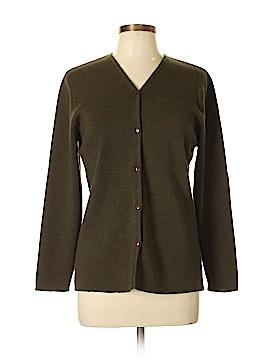 Pendleton Wool Cardigan Size L (Petite)