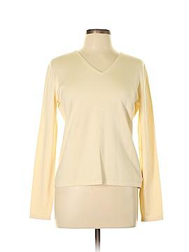 Lauren by Ralph Lauren Silk Pullover Sweater Size L (Petite)