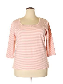 Elisabeth 3/4 Sleeve T-Shirt Size 2X (Plus)