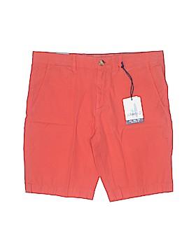 Johnnie-O Khaki Shorts Size 16