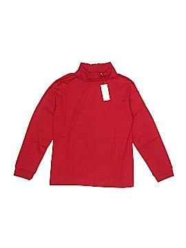 Talbots Kids Long Sleeve Turtleneck Size 7