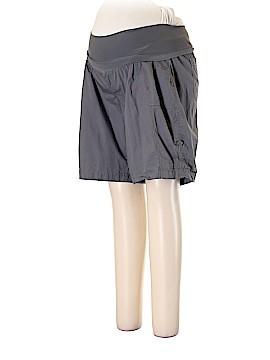 Oh Baby By Motherhood Khaki Shorts Size 2X (Maternity)