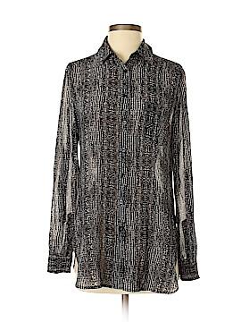 Moda International Long Sleeve Blouse Size S