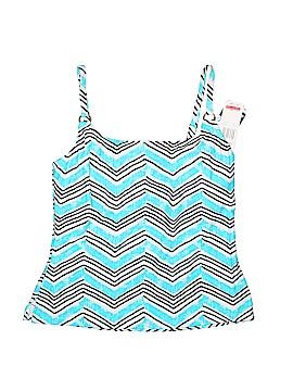 Island Escape Swimsuit Top Size 6