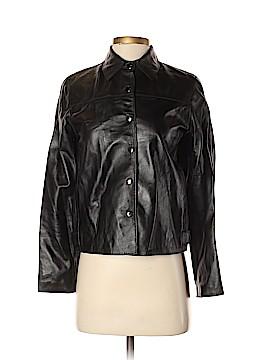 DANIER Leather Jacket Size 2
