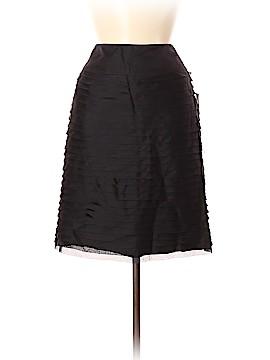 Teri Jon by Rickie Freeman Silk Skirt Size 8