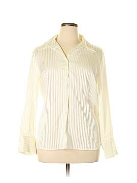 Covington Outlet Long Sleeve Blouse Size 20 (Plus)