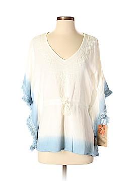 Ruff Hewn Short Sleeve Blouse Size S