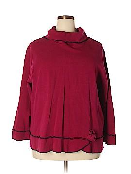 Fenini Pullover Sweater Size 1X (Plus)