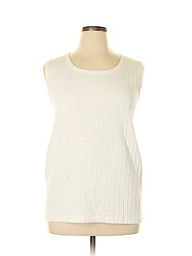 Liz & Me Pullover Sweater Size 2X (Plus)
