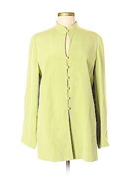 Diane von Furstenberg Silk Blazer Size M