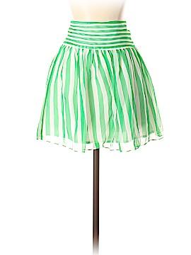 Alice + olivia Silk Skirt Size 4