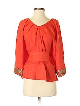 Castle Starr 3/4 Sleeve Blouse Size 4