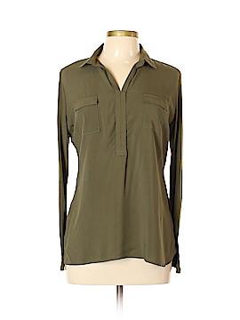 Style&Co Long Sleeve Blouse Size L (Petite)