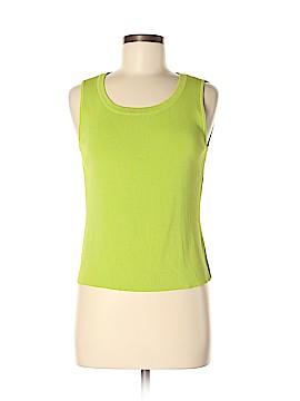 Laura Ashley Sleeveless T-Shirt Size M