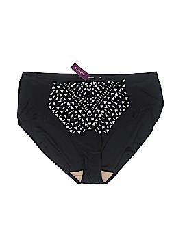 Swim by Cacique Swimsuit Bottoms Size 18 (Plus)