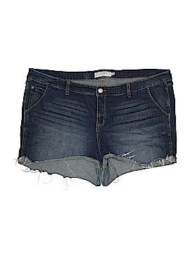 Torrid Denim Shorts Size 26 (Plus)