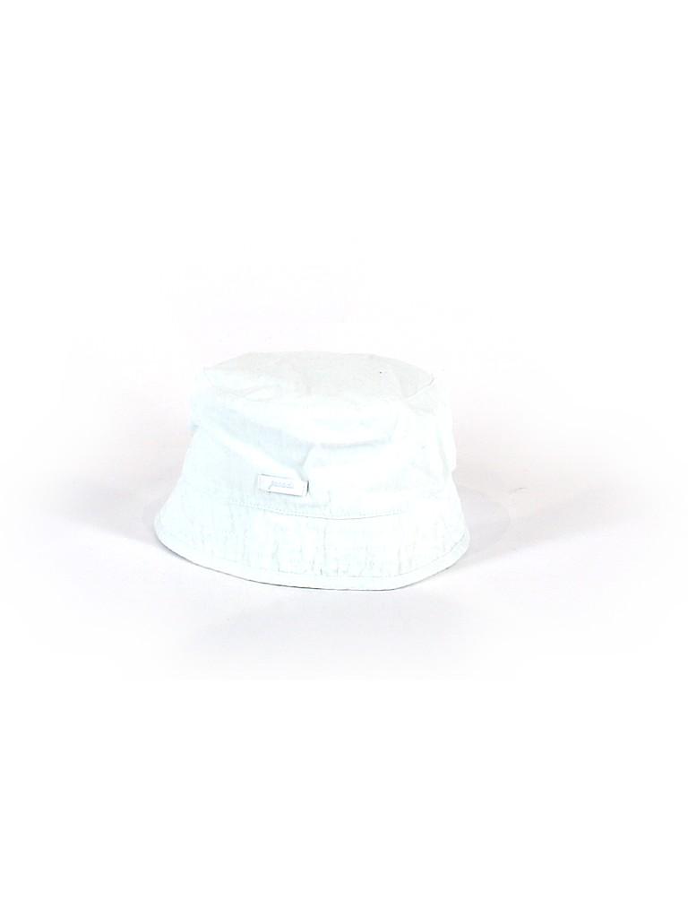 Jacadi 100% Cotton Solid Light Blue Bucket Hat Size 9 12 months - 58 ... 064e324da27
