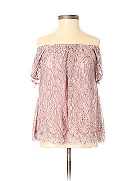 Rebecca Minkoff Short Sleeve Top Size XS