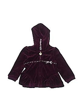 XOXO Girls Zip Up Hoodie Size 3T