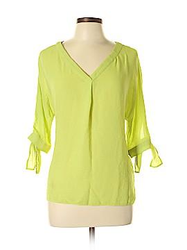 Stylus Long Sleeve Blouse Size L