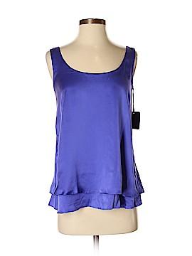 Zoa Sleeveless Silk Top Size XS