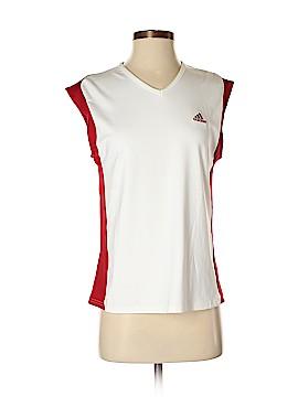 Adidas Sleeveless T-Shirt Size S