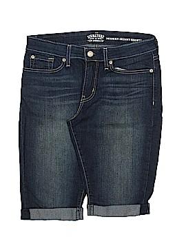 Levi Strauss Signature Denim Shorts Size 8