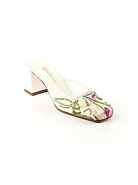 Ann Marino Mule/Clog Size 8