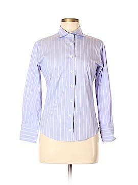 Faconnable Long Sleeve Button-Down Shirt Size 40 (EU)