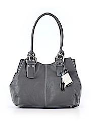 Tignanello Leather Shoulder Bag