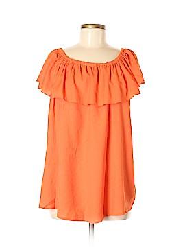 Mittoshop Short Sleeve Blouse Size M