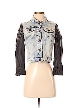 Trafaluc by Zara Denim Jacket Size S