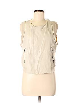 BCBGMAXAZRIA Faux Leather Jacket Size L