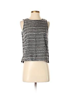Eileen Fisher Sleeveless Blouse Size S