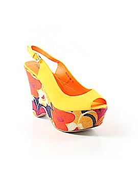 Bucco Heels Size 10