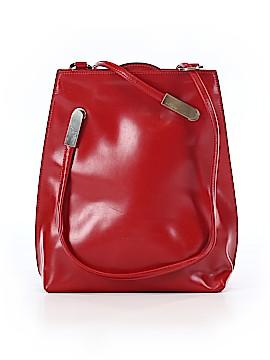 Frederic T Paris Leather Shoulder Bag One Size