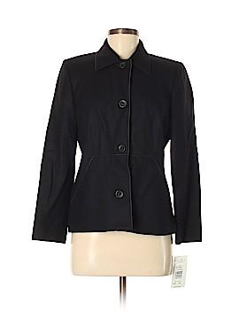 Harve Benard by Benard Holtzman Wool Blazer Size 6 (Petite)