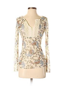 Denim & Supply Ralph Lauren Long Sleeve Top Size XS
