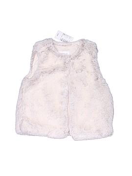 The Children's Place Faux Fur Vest Size 2T